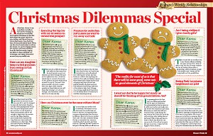 Womans Weekly Christmas Special 2015