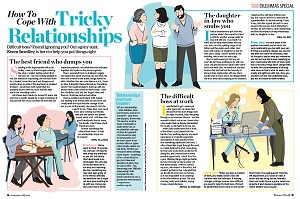 How to cope with tricky relationships 300